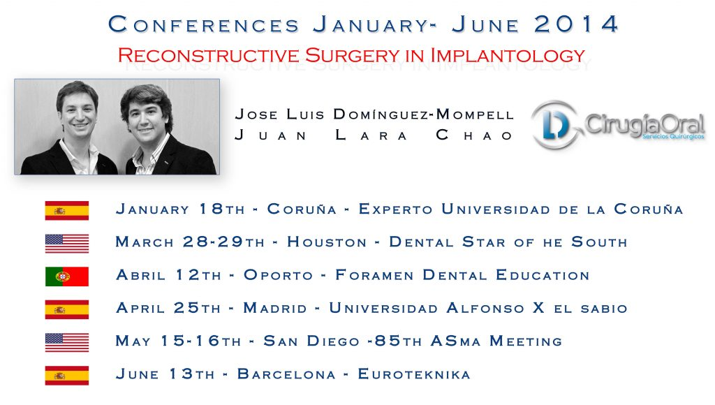 Vertical augmentation in oral implantology courses