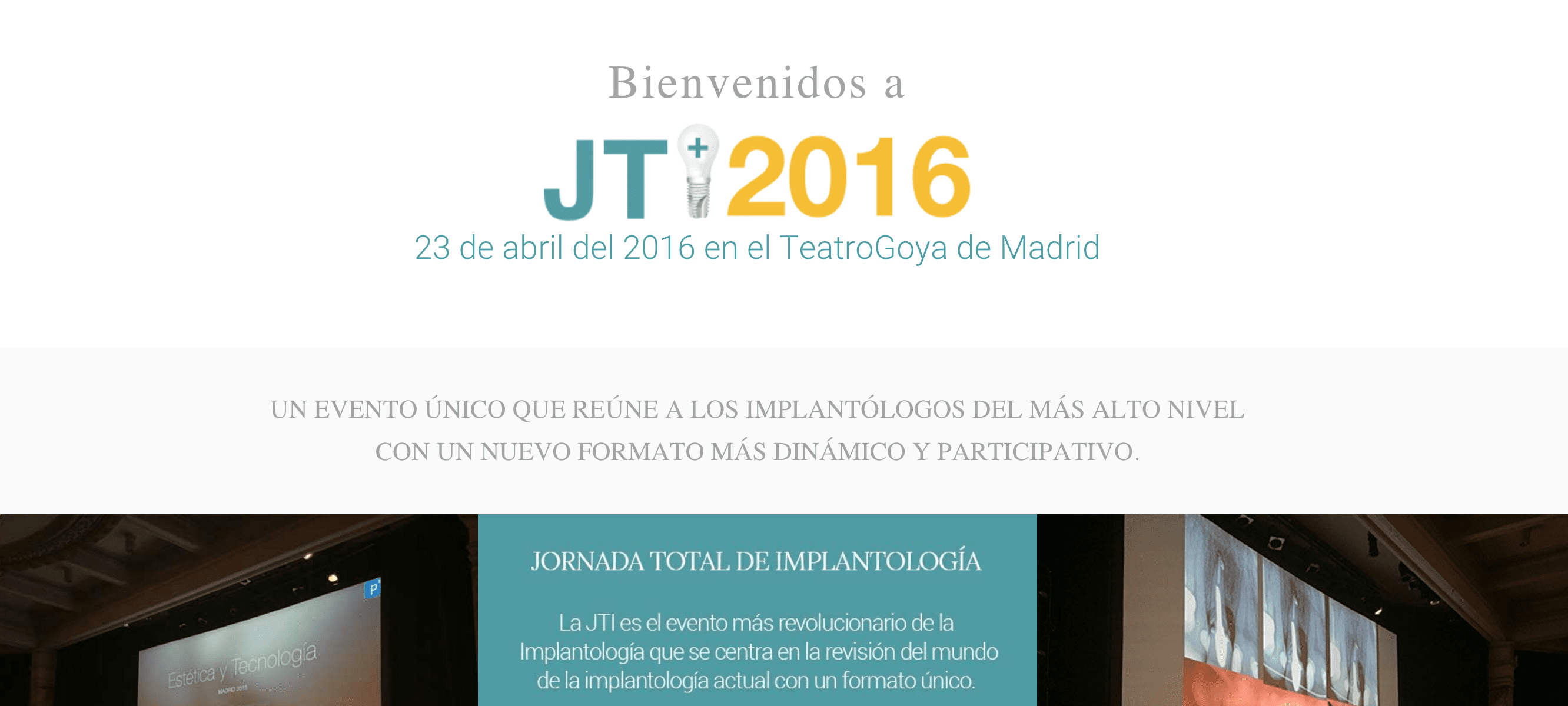 Implantology Full Day 2016